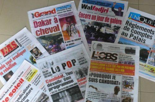 Article : Sénégal : est-on prêt pour du journalisme d'investigation?