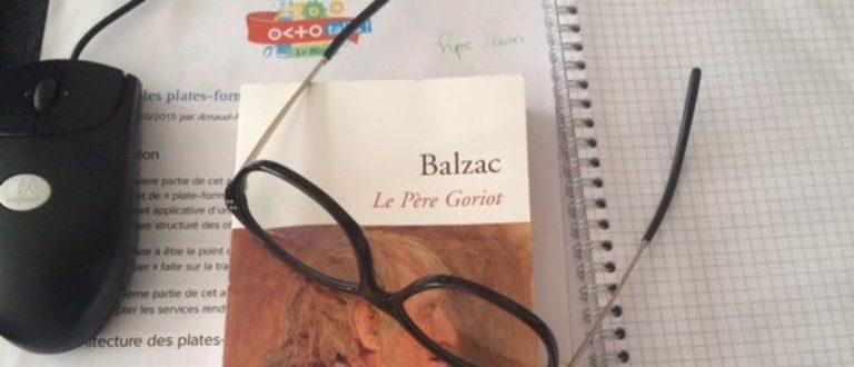Article : Coup de cœur lecture : Balzac m'a sauvé d'Elgas