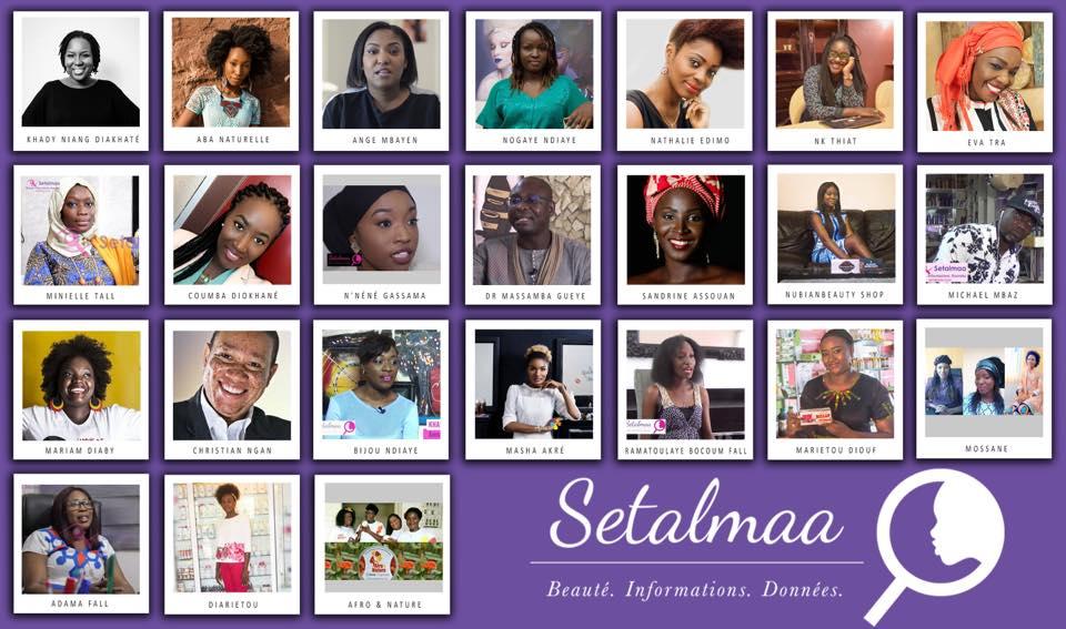 Des entrepreneurs interviewés dans Setalmaa